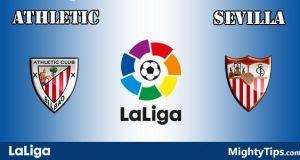 Athletic vs Sevilla Prediction and Betting Tips