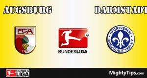 Augsburg vs Darmstadt Prediction and Betting Tips