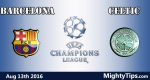 Barcelona vs Celtic Prediction and Betting Tips