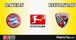 Bayern vs Ingolstadt Prediction and Betting Tips