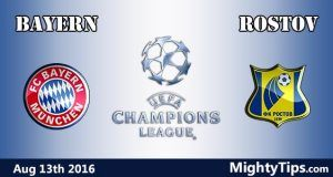 Bayern vs Rostov Prediction and Betting Tips