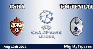 CSKA Moscow vs Tottenham Prediction and Betting Tips