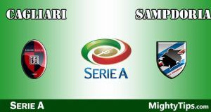 Cagliari vs Sampdoria Prediction and Betting Tips