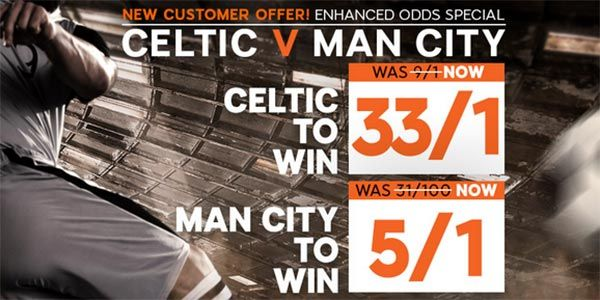 Celtic vs Man City Prediction