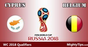 Cyprus vs Belgium Prediction and Betting Tips