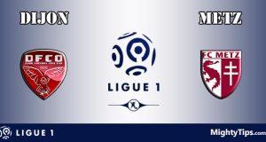 Dijon vs Metz Prediction and Betting Tips