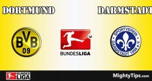 Dortmund vs Darmstadt Prediction and Betting Tips