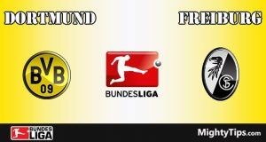 Dortmund vs Freiburg Prediction and Betting Tips