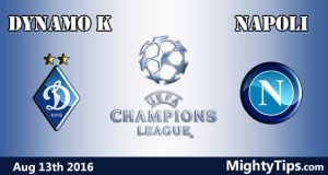 Dynamo Kyiv vs Napoli Prediction and Betting Tips