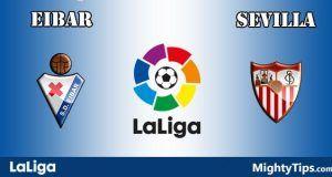 Eibar vs Sevilla Prediction and Betting Tips