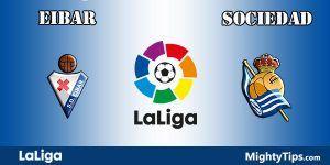 Eibar vs Sociedad Prediction and Betting Tips