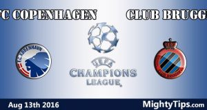FC Copenhagen vs Club Brugge Prediction and Betting Tips