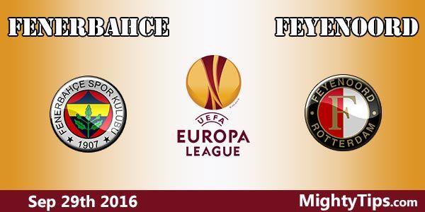 Fenerbahce vs Feyenoord Prediction and Betting Tips