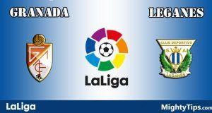 Granada vs Leganes Prediction and Betting Tips