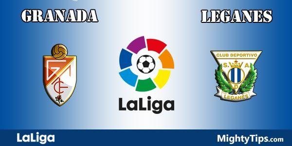 Granada x Leganés