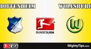 Hoffenheim vs Wolfsburg Prediction and Betting Tips