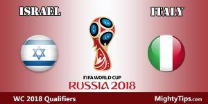 Israel vs Italy Prediction and Betting Tips