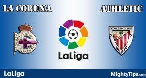 La Coruna vs Athletic Prediction and Betting Tips
