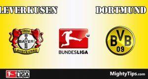 Leverkusen vs Dortmund Prediction and Betting Tips
