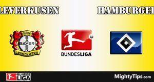 Leverkusen vs Hamburger Prediction and Betting Tips