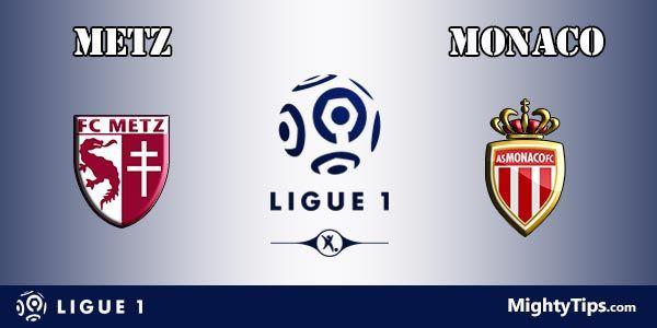 Metz vs Mônaco