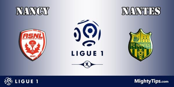 Nancy vs Nantes