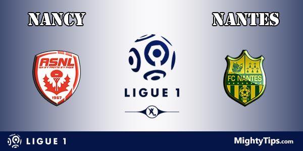 Nancy vs Nantes Prediction and Betting Tips