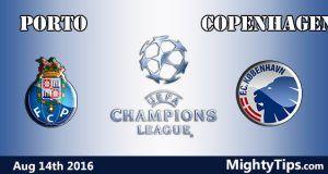 Porto vs Copenhagen Prediction and Betting Tips