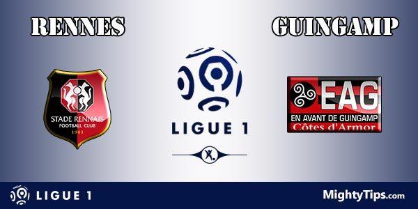 Assistir Rennes vs Guingamp ao vivo 30/09/2016