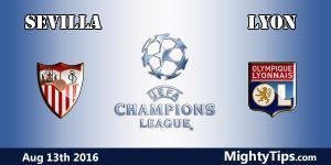 Sevilla vs Lyon Prediction and Betting Tips