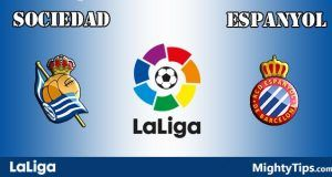 Sociedad vs Espanyol Prediction and Betting Tips