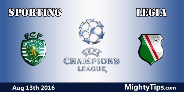 Sporting vs Legia Prediction and Betting Tips
