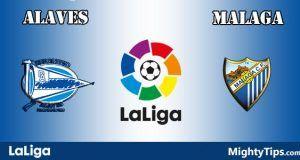 Alaves vs Malaga Prediction and Betting Tips