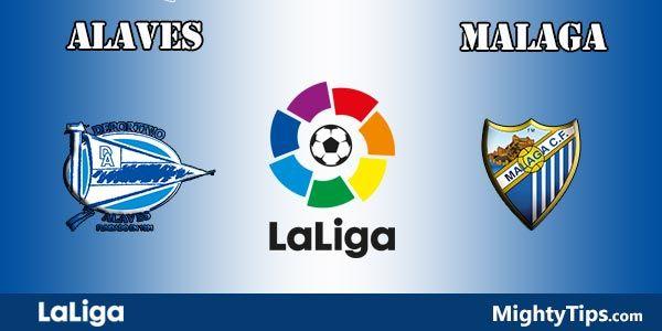 Assistir Alavés x Málaga ao vivo online 16/10/2016