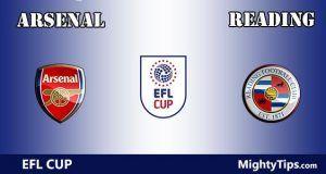 Arsenal vs Reading Prediction and Betting Tips