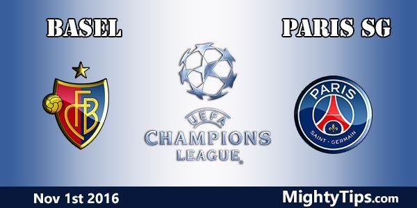 Resultado de imagem para Basel vs PSG