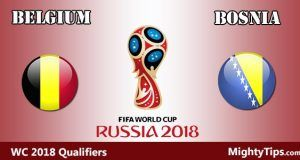 Belgium vs Bosnia Prediction and Betting Tips