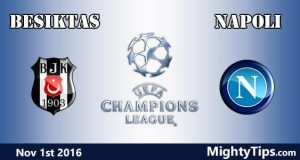 Besiktas vs Napoli Prediction and Betting Tips