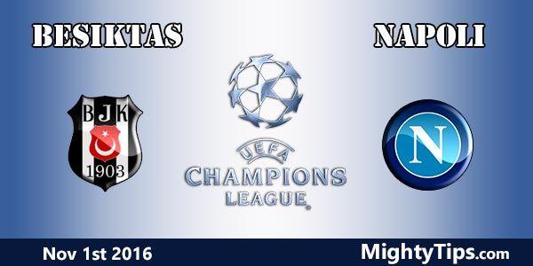Resultado de imagem para Besiktas vs Napoli