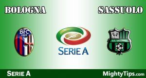 Bologna vs Sassuolo Prediction and Betting Tips