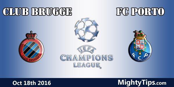 Assistir Club Brugge x Porto - Liga dos Campeões 2016
