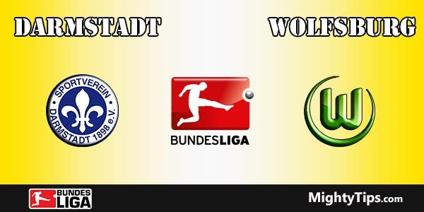 Darmstadt vs Wolfsburg Prediction and Betting Tips