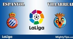 Espanyol vs Villarreal Prediction and Betting Tips
