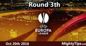 Europa League Round 3 Predictions