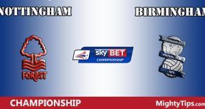 Forest vs Birmingham Prediction and Betting Tips