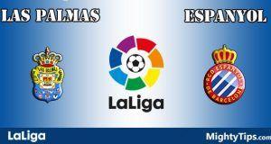 Las Palmas vs Espanyol Prediction and Betting Tips