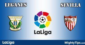Leganes vs Sevilla Prediction and Betting Tips