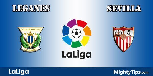 Resultado de imagem para Leganés x Sevilla
