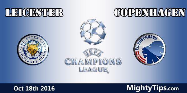 Ver en vivo Leicester vs Copenhagen em directo