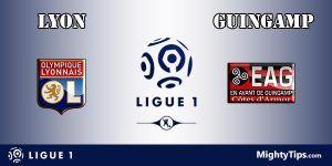 Lyon vs Guingamp Prediction and Betting Tips
